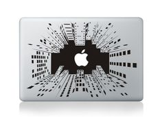 skyscraperMacbook decal Macbook sticker Mac decal by Decaldazzle, $10.99