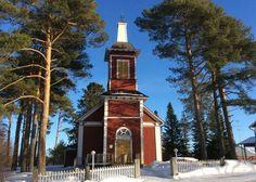 Björkö, Korsholm church
