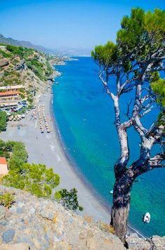 Agia Fotia beach, Lasithi, Creta