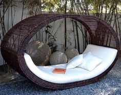 Sofa, Bed, Rocking Chair