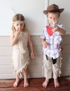 cumpleaños infantil_indias y vaqueros