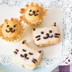 Felissimo | Board of animals sweets made with rice flour parents and children enjoy delicious Motchiri | kraso [Kuraso]
