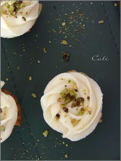 Cupcakes à la Pistache & à la Rose 003