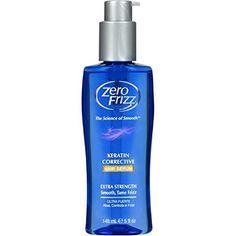 Zero Frizz Corrective Hair Serum Extra Strength W/ Keratin 5 oz Zero Frizz http://www.amazon.com/dp/B000W40IKQ/ref=cm_sw_r_pi_dp_DJGdwb033TXY3