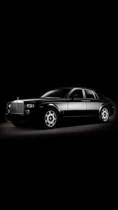 Rolls-Royce Phantom iPhone 6 Wallpaper