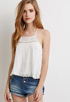 Button-Fly Denim Shorts | Forever 21 - 2002247596