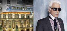 Karl Lagerfeld to design new Sofitel So Singapore's emblem