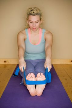 Founded by B.K.S. Iyengar, Iyengar is a school of hatha yoga known for the use of props like wooden blocks, harnesses, cushions, and straps.    Iyengar is very focused on alignment-probably more so than any other style of yoga.