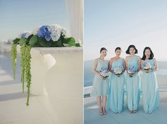 Blue and White Santorini dream!
