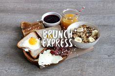 Blog Cuisine & DIY Bordeaux - Bonjour Darling - Anne-Laure: Brunch express 100% maison