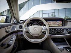 2014 Mercedes-Benz S65 AMG.