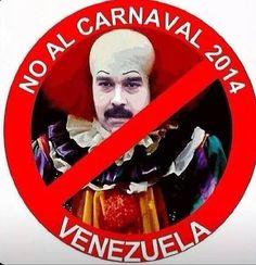 Noticias al momento: No Al Carnaval 2014 Vzla