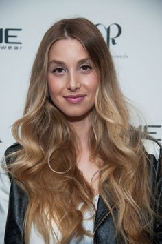 But sometimes you just gotta change it up. | Whitney Port Cuts Her Hair Into A Long Bob