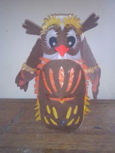 Lampion Kids Fall Crafts, Om, November, Halloween, School, Ideas, Decor, Lanterns, Paper Lanterns