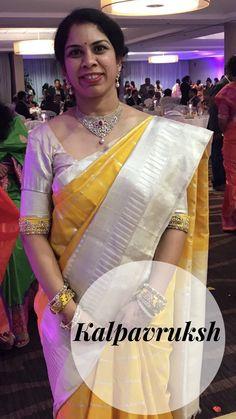 New Blouse Designs, Pattu Saree Blouse Designs, Saree Blouse Patterns, Designer Blouse Patterns, Dress Neck Designs, Wedding Saree Blouse, Bridal Silk Saree, Silk Saree Kanchipuram, Silk Sarees