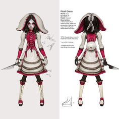 Alice: Asylum is currently a hypothetical video game proposal by American McGee as part of his vision for the series. It would be the third video game installment in the Alice series. Asylum is a chronological prequel to American McGee's Alice. Alice In Wonderland Aesthetic, Dark Alice In Wonderland, Alice In Wonderland Drawings, Adventures In Wonderland, Alice Liddell, Lewis Carroll, Alice Cosplay, Alice Madness Returns, Aesthetic Drawing