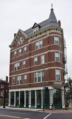 Eckert Building in eastern Cincinnati, Ohio. Cincinnati Neighborhoods, Cincinnati Baseball, The Buckeye State, Moving To California, Ohio River, Best Places To Live, Next At Home, Missouri, The Neighbourhood