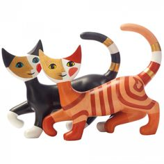 Rosina Wachtmeister cats Penelope e Salvatore. Nice wee buy in the sale at the moment! Yippee!