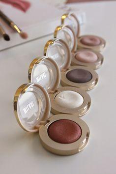 Milani Eyeshadow - great drugstore eyeshadows for under $5.
