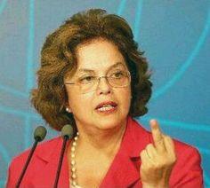 Banqueiros provocam e #Dilma reage