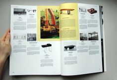 Domus redesign – dramaturgy and layout