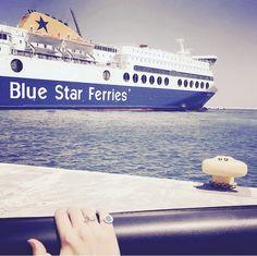 @fashionarchitect // Siros Island Star Ferry, Travel Log, Rest, Island, Blue, Islands
