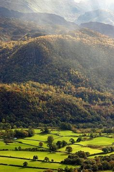 Keswick, The Lake District, England