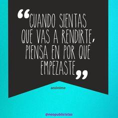 :) #inspiración #emprendimiento #éxito #frases #quotes
