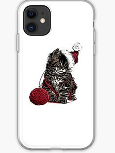 iPhone Case & Cover Iphone Case Covers, Iphone 11, Tee Shirts, Cats, Prints, T Shirts, Gatos, Tees, Cat