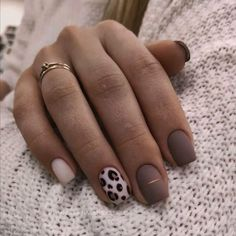Stylish Nails, Trendy Nails, Cute Nails, Manicure Nail Designs, Nail Manicure, Cheetah Nail Designs, Nails Design, Diy Nails, Cheetah Nails