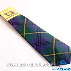 Clan Johnstone Tarta