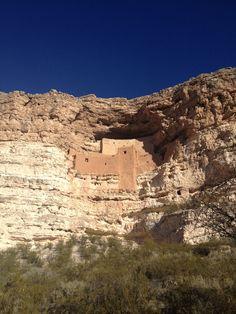 Monument Castle National Monument