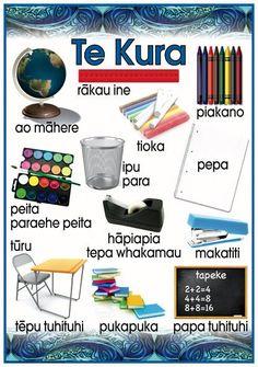 "Maori Resources – Tagged ""Te Reo"" – Page 2 – Blackboard Jungle Tools For Teaching, Primary Teaching, Teaching Aids, Creative Teaching, Maori Words, Learning Stories, Dark Spots On Face, Cross Tattoo For Men, Turu"