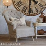 French Country Furniture   Antique Reproduction Chairs & Armchairs Cottage Haven Interiors