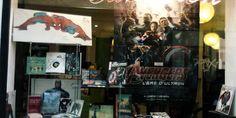 """Soirée """"Les Super-Héros : Dieux d'Hollywood"""