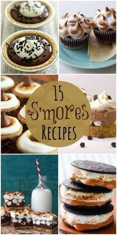 15 S'mores Recipes i