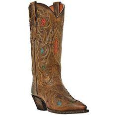 Dan Post Women's Rosie Western Boots