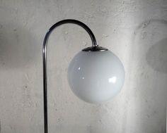STEHLAMPE BAUHAUS LAMPE 1930 LEUCHTE von FERDINAND CHRISTALL auf DaWanda.com