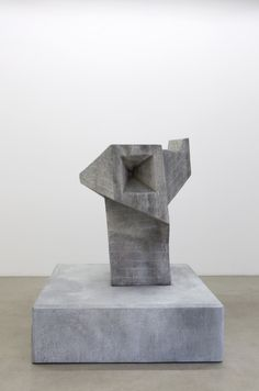 VALENTIN CARRON Ravage with granite (after André Tommasini) 2014