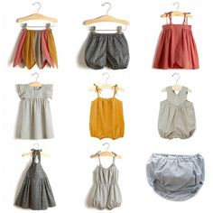 Kids fashion is the heart of Paul & Paula. The perfect place to be in the kids fashion world! Fashion Kids, Baby Girl Fashion, Baby Outfits, Kids Outfits, Summer Outfits, Diy For Girls, Top Girls, Kid Styles, Baby Sewing