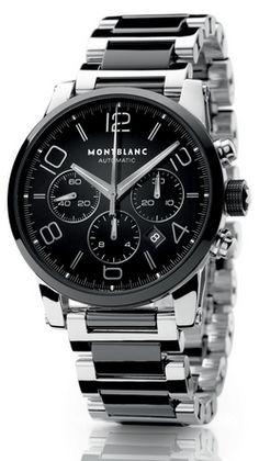 Montblanc Timewalker Watch available at Magnolia Jewelry!