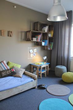 1000 images about slaapkamer on pinterest bureaus wands and met - Baby slaapkamer deco ...