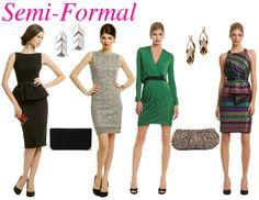Semi Formal Attire For Women Dresses Casual
