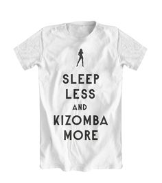 Sleep less, zouk more?
