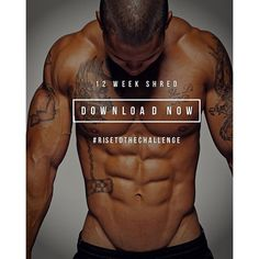 12 weeks shred - Google Search