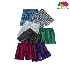 10 Pairs: Fruit of the Loom Boys' 100% Cotton Boxers at 60% Savings off Retail! http://vnlink.co/Sj28dwi