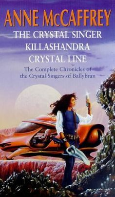 The Crystal Singer series... I read this series like once a year... I love, love, love this series!
