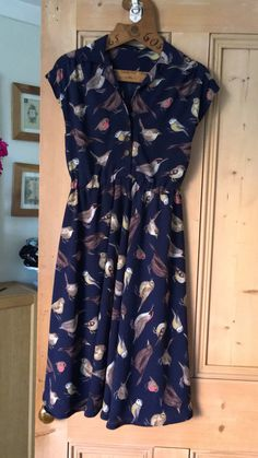 Sew Over It Penny Dress - Making and Marking