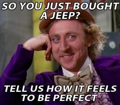 10 Tips for a New Jeep Owner