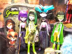 New Monster High 2015 | On the more high-end and licensed side of things, we have Tonner . In ...
